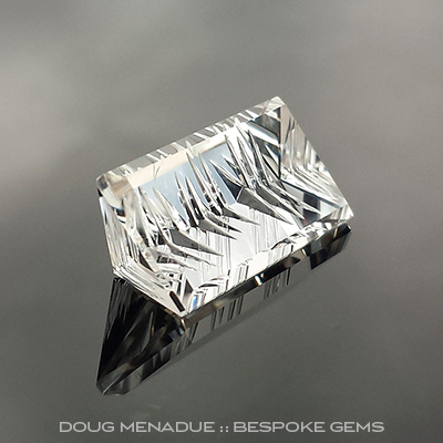 Champagne Topaz, Fantasy Bar, O'Briens Creek, Mt Surprise, Australia, #c106 - Doug Menadue :: Bespoke Gems