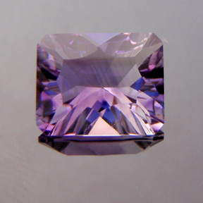 Amethyst, Concave Rectangle, #c39