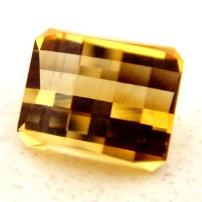 Citrine, Smith Bar, #07 - Doug Menadue :: Bespoke Gems - Master gemcutter and lapidary artist specialising in fine custom cut precision gems from a wide range of select facet gem rough. Located in Sydney, Australia.