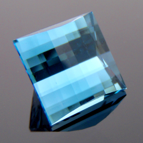 Blue Topaz, Mock Check Square, #105