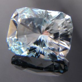 Natural Blue Topaz, Signature #3, O'Briens Creek, Mt Surprise, Australia, #106