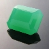 Chalcedony, Emerald Step Cut, #170