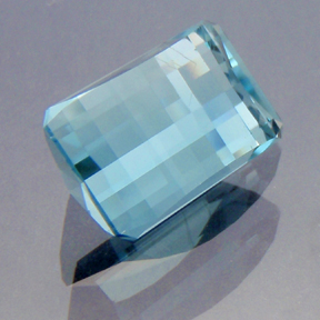 Natural Blue Topaz, Smith Bar, Brazil, #177
