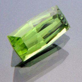 Pakistani Peridot, Weimar The Second, #182 - Doug Menadue :: Bespoke Gems - Master gemcutter and lapidary artist specialising in fine custom cut precision gems from a wide range of select facet gem rough. Located in Sydney, Australia.