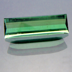 Green Tourmaline, Afghanistan, Smith Bar Variation, #183 - Doug Menadue :: Bespoke Gems
