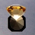 Citrine, All Seeing Eye, #217