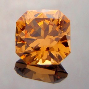 Fanta Orange Spessartite Garnet, Flanders Brilliant, #229