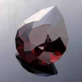 Malaya Garnet, Brilliant Pear, #277