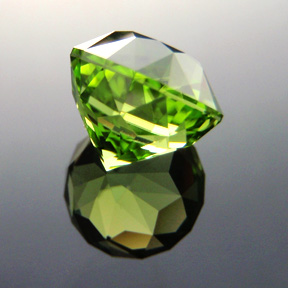Pakistani Peridot, Antique Round 1910, #320
