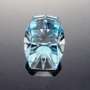 Natural Blue Topaz, Atlas, O'Briens Creek, North Queensland, Australia, #333