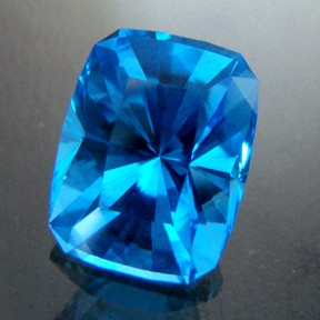 Blue Topaz, The Sultans' Seat, #34