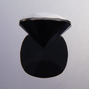 Black Spinel, Victoria Regent, Central Queensland, Australia, #413