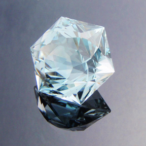 Natural Blue Topaz, Tangier, O'Briens Creek, Australia, #419