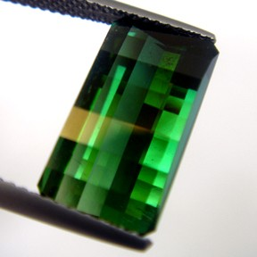 Tourmaline, Smith Bar, #43 - Doug Menadue :: Bespoke Gems - Master gemcutter and lapidary artist specialising in fine custom cut precision gems from a wide range of select facet gem rough. Located in Sydney, Australia.