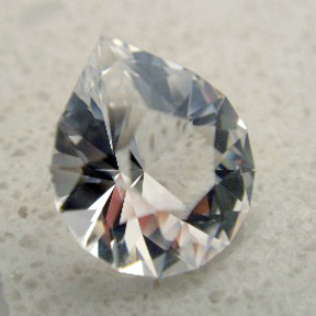 Topaz, Brillant Pear, O'Briens Creek, Mt Surprise, Australia, #47