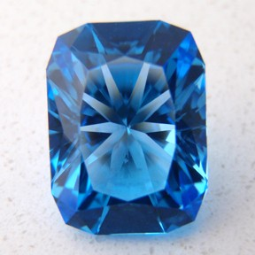 Blue Topaz, Signature #3, #49