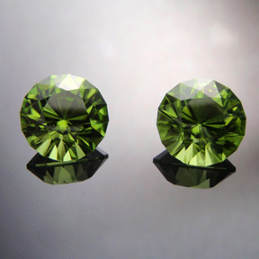 Peridot, Pakistan, Mini Mint, #512