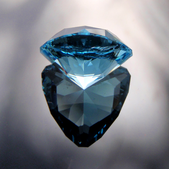 Blue Topaz, Trouble With Tribbles, Pakistan, #517