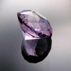 Amethyst, Phi Flower Dome, #526 - Doug Menadue :: Bespoke Gems - Finest quality custom precision gemcutting based in Sydney, Australia