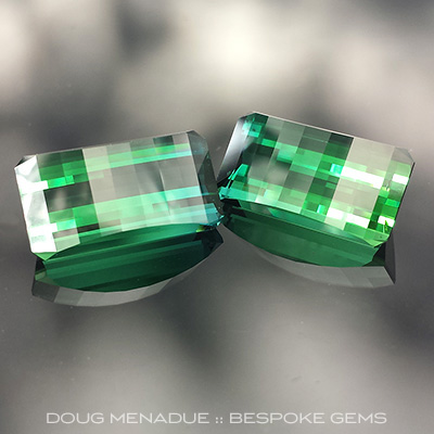 Tourmaline, Smith Bar, #685 - Doug Menadue :: Bespoke Gems - Master gemcutter and lapidary artist specialising in fine custom cut precision gems from a wide range of select facet gem rough. Located in Sydney, Australia.