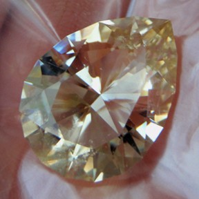 Citrine, Lazy Pear, #07