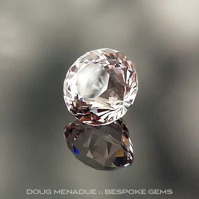 Morganite, Majestic, #731 - Doug Menadue :: Bespoke Gems