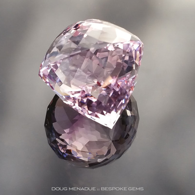 Rose de France Amethyst, Portuguese Double Rose, Brazil, #840