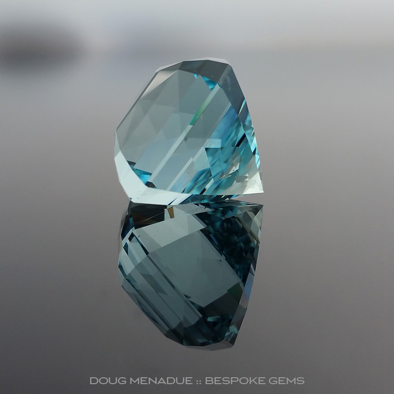 Aquamarine, Regulus Maximus, #904 - Doug Menadue :: Bespoke Gems - Finest quality custom precision gemcutting based in Sydney, Australia