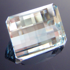 Natural Blue Topaz, Smith Bar, O'Briens Creek, Mt Surprise, Australia, #95