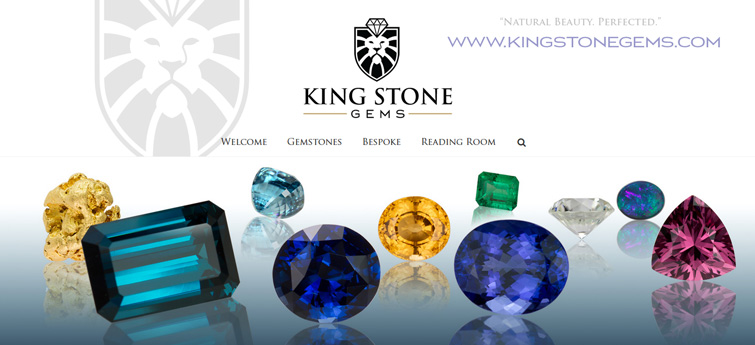 KING STONE GEMS - Merchants of Loose Natural Precious Gemstones in Sydney