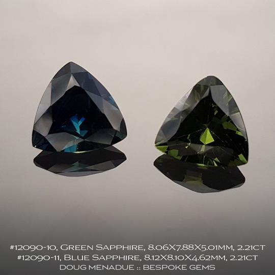 Bespoke Gems - Australian Sapphires