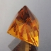 Rio-Grande Citrine, All Seeing Eye, #190