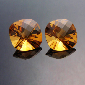Rio-Grande Citrine, Tangier, O'Briens Creek, Mt Surprise, North Queensland, Australia, #430