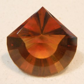 Citrine (Ox-Blood Madeira), Hor-I-Zon, #68
