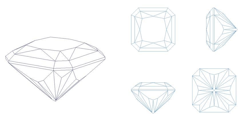 bespoke gems - fine handcut designer gemstones - precious and semi precious gemstones