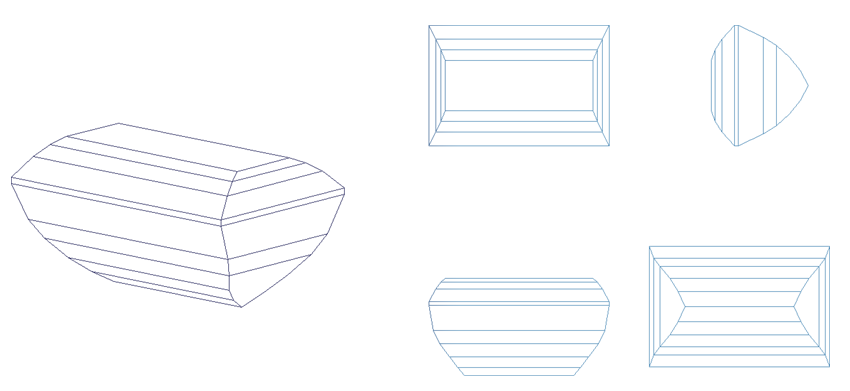 Stepped Pavilion Gem Diagrams - Today Diagram Database